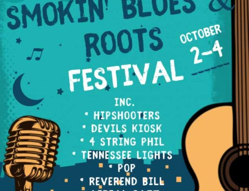 Smokin' Blues & Roots Music Festival, Oct. 2020